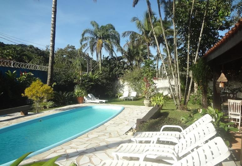 Pousada Cantinho da Tia Helo, Sao Sebastiao, Outdoor Pool