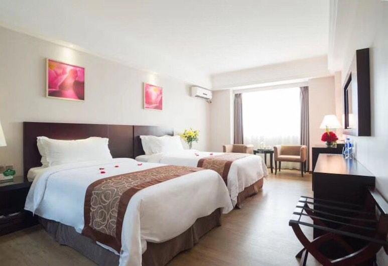 Zhuhai Aqueen Hotel, Zhuhai , Dvojlôžková izba typu Executive, nefajčiarska izba, Hosťovská izba