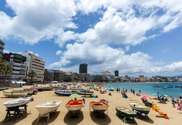 Luxury Beach Apartment, Las Palmas de Gran Canaria, Rand