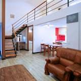 Vila (6) - Obývací prostor