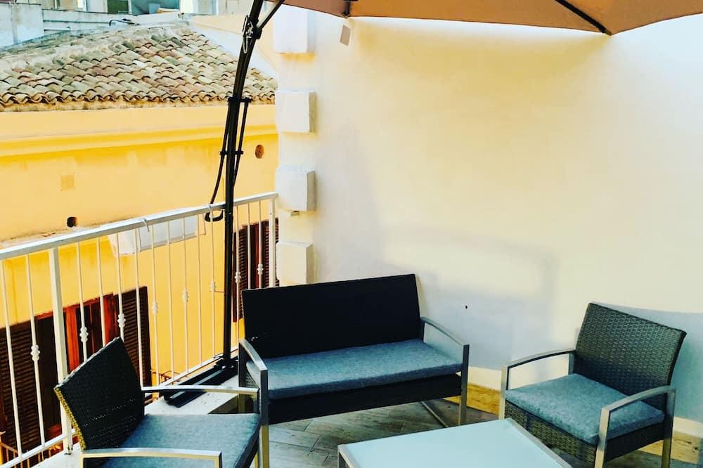 Апартаменти, 1 спальня (Contemporanea) - Балкон