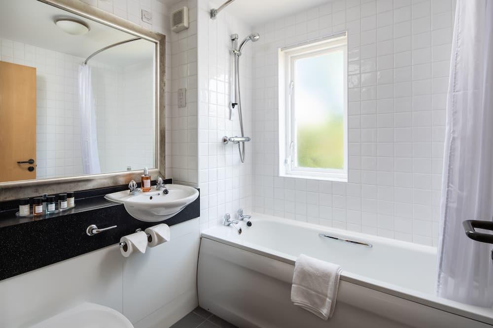 Executive Double Room - Bilik mandi