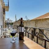 Family Apart Daire, Balkon, Kısmi Deniz Manzaralı - Balkon Manzarası