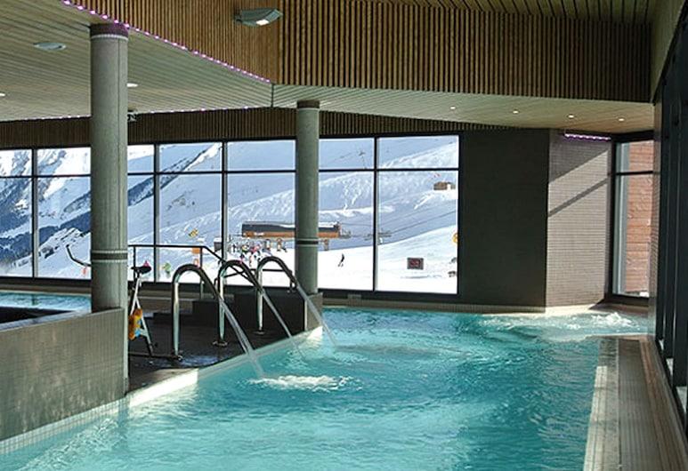 Lagrange Vacances L'Ecrin du Badet, Aragnouet, Εσωτερική πισίνα