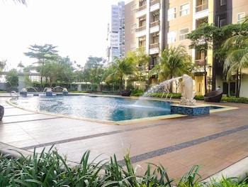 Bild vom 2BR Apartment at Silkwood Residence near Gading Serpong in Tangerang