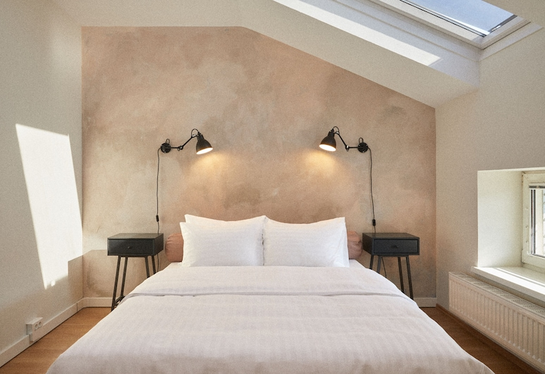Hotel Babula am Augarten, Viena, Quarto casal superior, Quarto