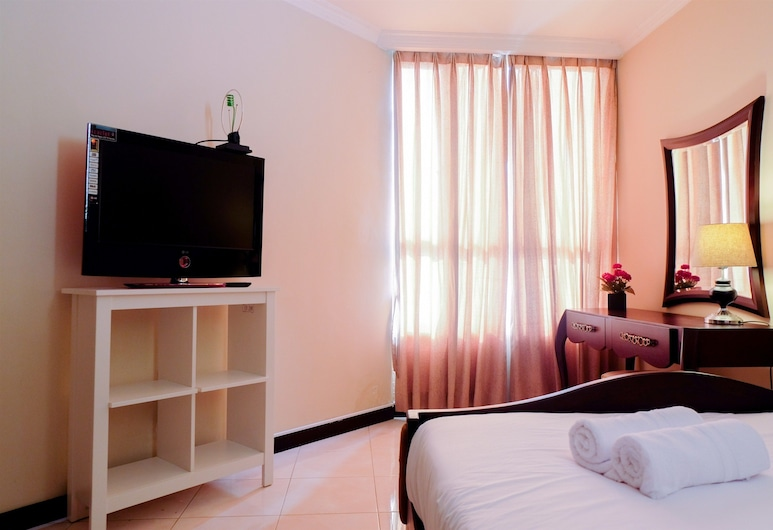 Best Price 3BR Taman Rasuna Apartment, Jakarta, Room, Bilik