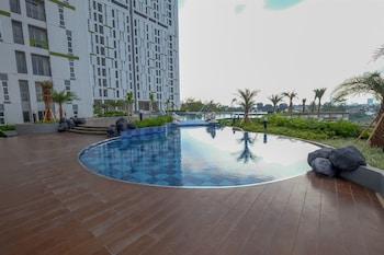 Bild vom Best Price Studio Apartment at Akasa Pure Living BSD in Serpong