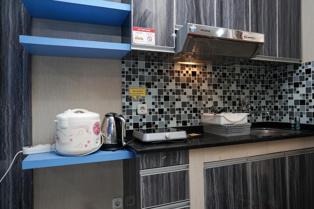 Huone - Jaettu keittiö