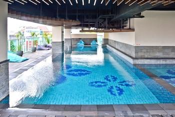 萬隆城市景觀開放式公寓塔曼薩里拉格蘭德飯店的相片