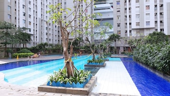 Picture of Comfy 2BR Green Bay Pluit Apartment in Jakarta