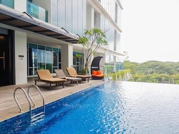 Bild vom Cozy 1BR Brooklyn Apartment in Tangerang