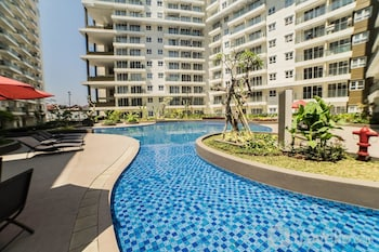 Picture of Delightful 1BR Gateway Pasteur Apartment near Pasteur Exit Toll in Cimahi