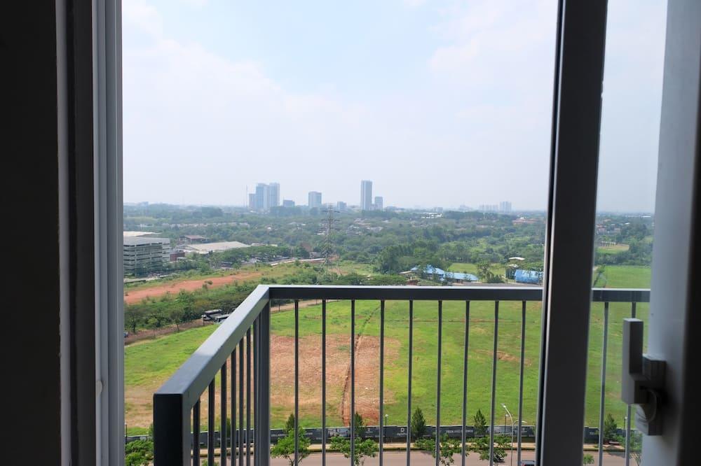 Номер - Вид с балкона