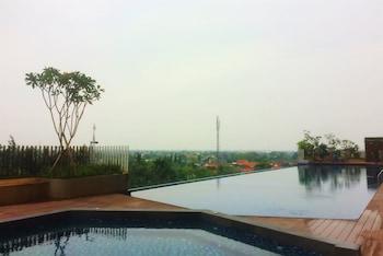 Foto di New Studio Springwood Apartment a Tangerang