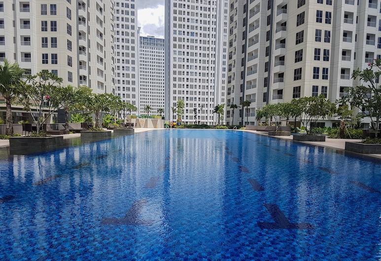 Simply 1BR M-Town Residence Apartment, Tangerang, Bahagian Luar