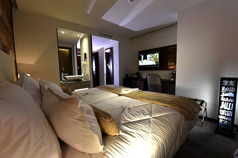 Basic-Doppelzimmer - Wohnzimmer