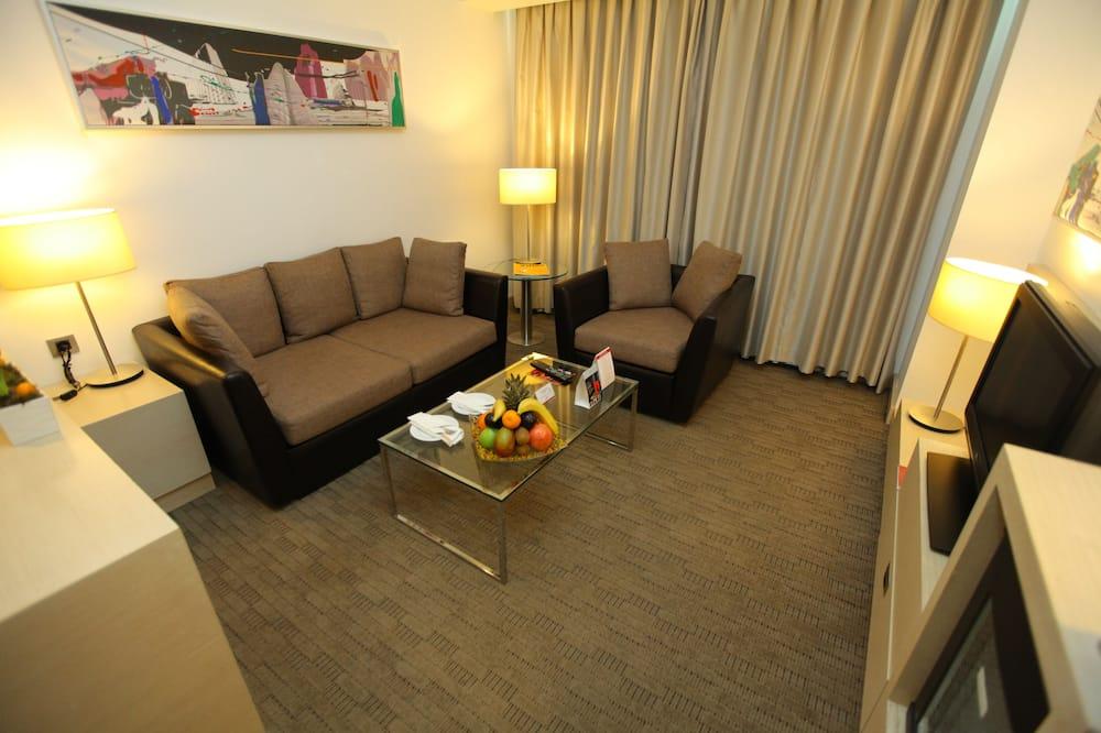 Junior Suite - 客廳