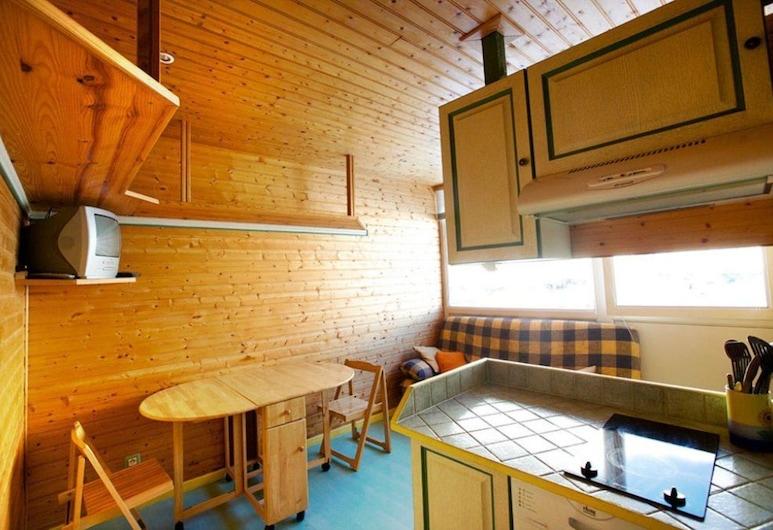 """أبارتومو """"لا كابان دينجالي"""", Aragnouet, شقة - بحمام داخل الغرفة (La cabane d'Engaly), الغرفة"""
