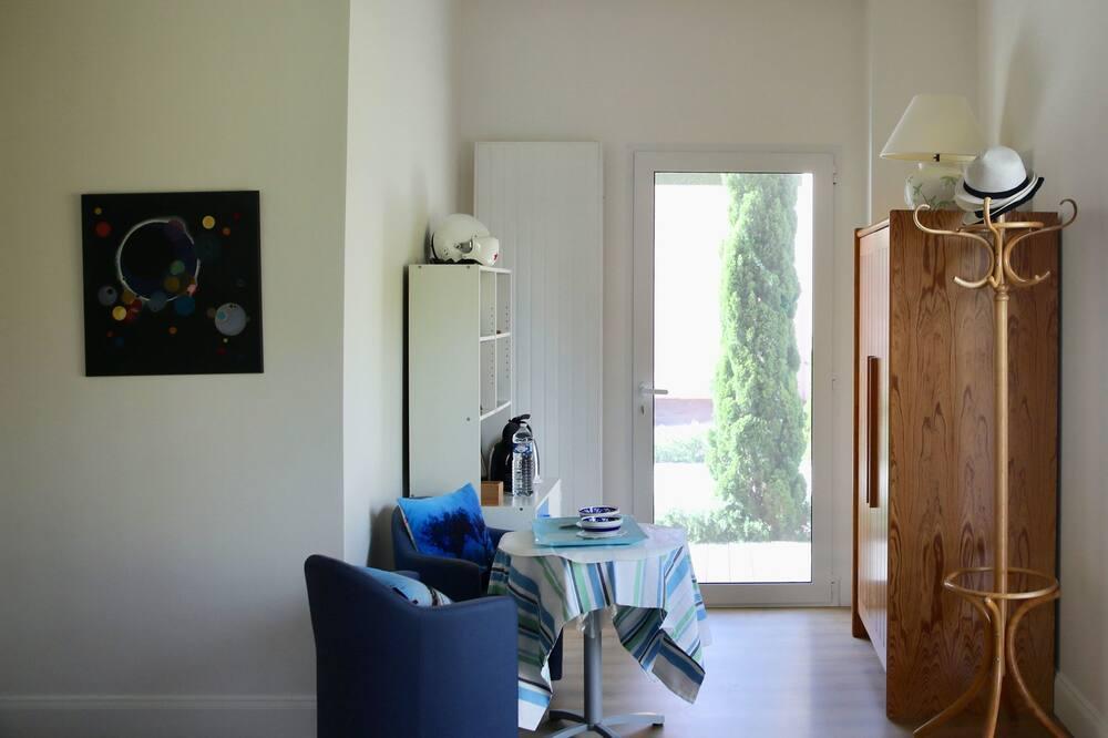 Doppelzimmer (n°1) - Wohnbereich