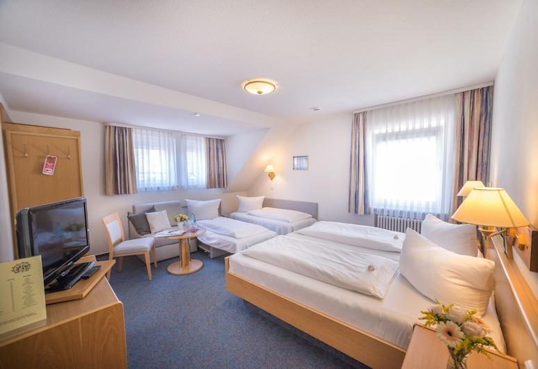 Hotel Pfauen, Endingen am Kaiserstuhl, Keturvietis kambarys, Svečių kambarys