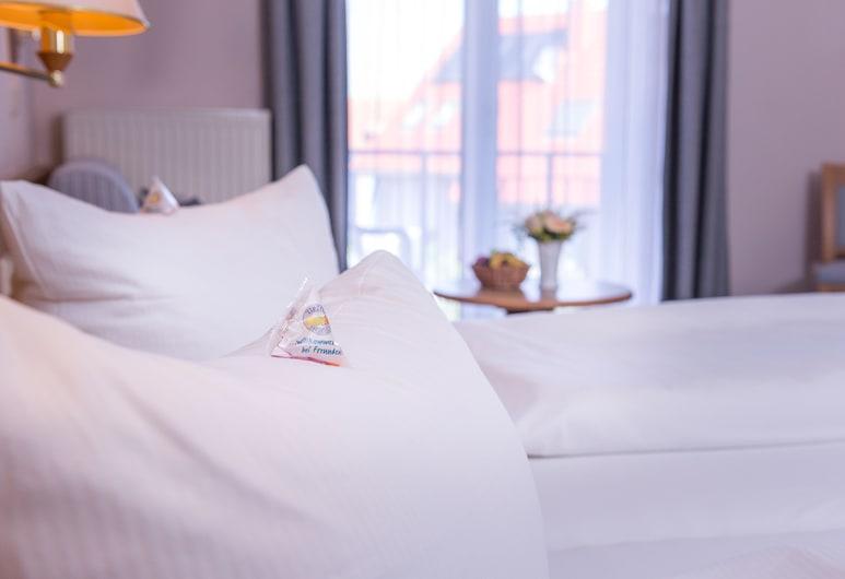 هوتل فاوين, إندينجن أم كايسرستوهل, غرفة مريحة للاستخدام الفردي, غرفة نزلاء
