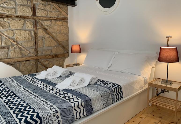 Vicerè Apartments, Napoli, Appartamento Deluxe, 1 camera da letto, Camera