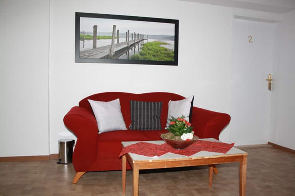 Habitación individual básica - Zona de estar