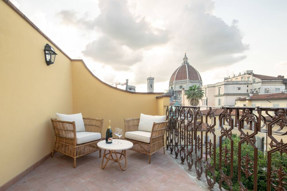 Leilighet – panoramic, 2 soverom - Terrasse/veranda