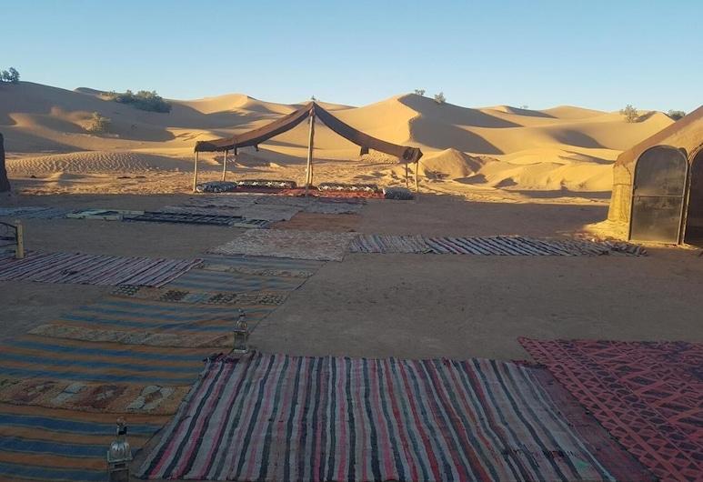 Bivouac  Luna, M'Hamid El Ghizlane, Playa