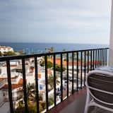 Lägenhet - 1 sovrum - balkong - havsutsikt - Balkong