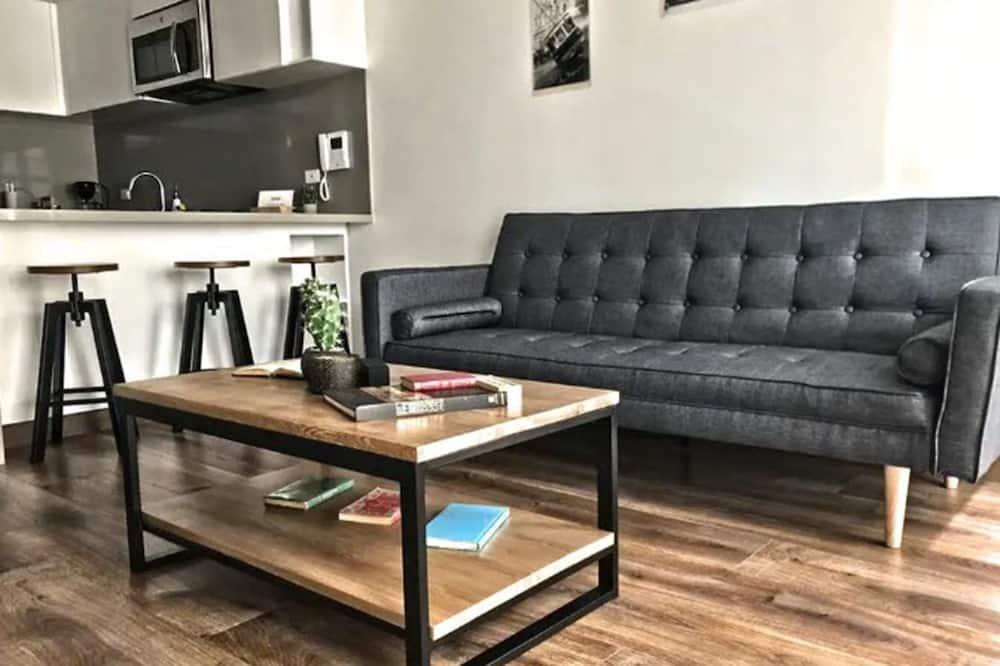 Condominio Prestigio - Sala de estar