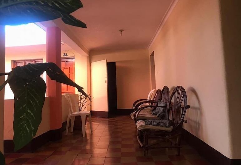 هوتل بوسادا فاميليار , هويهويتينانغو, غرفة فردية, غرفة نزلاء
