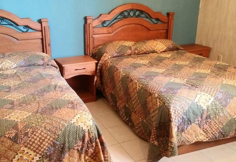 Casa Hotel San Marcos, San Cristóbal de las Casas, Basic-Doppelzimmer, Zimmer