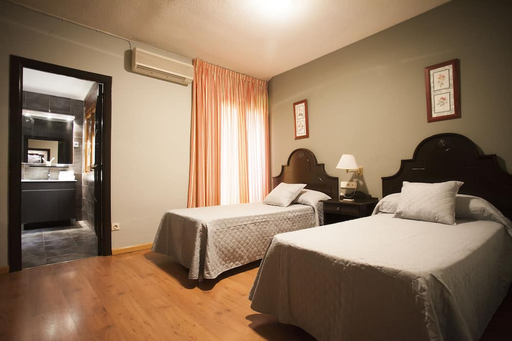 Phòng đôi Economy - Phòng