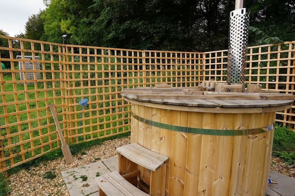 Cabin, Multiple Beds - Outdoor Spa Tub