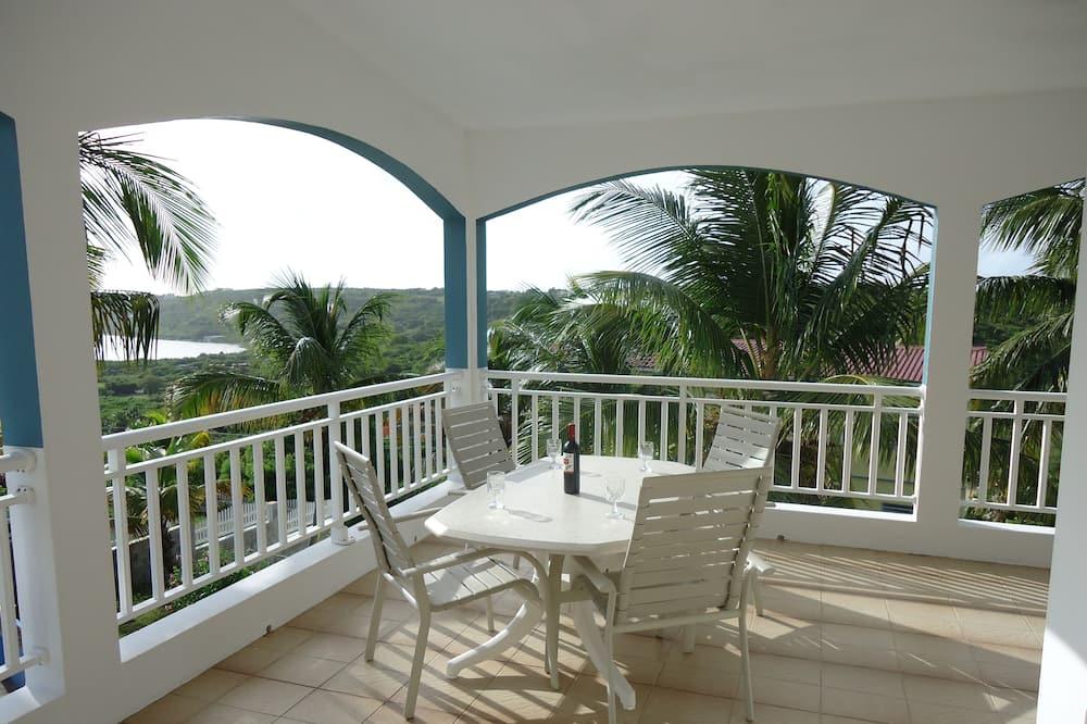 Villa, 1 habitación, vistas al mar - Balcón