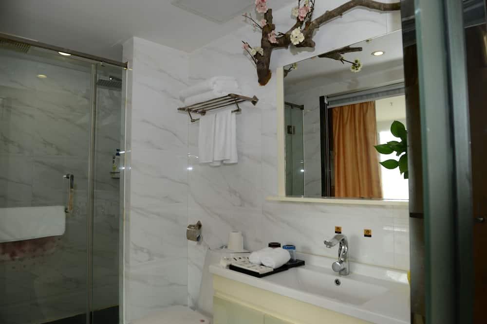 Habitación doble empresarial - Baño