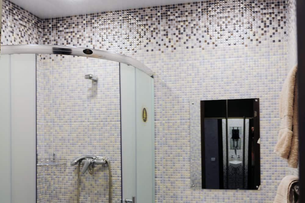 Panoramic Double Room - Bathroom