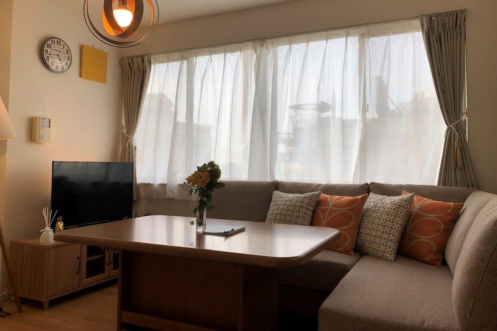 Departamento (301) - Sala de estar