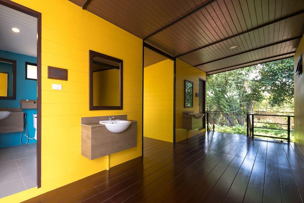 Standard Room Villa 2 - Phòng tắm