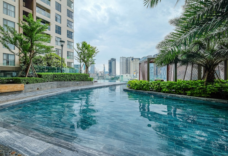 Sai Gon Unique, Ho Chi Minh City, Basen odkryty