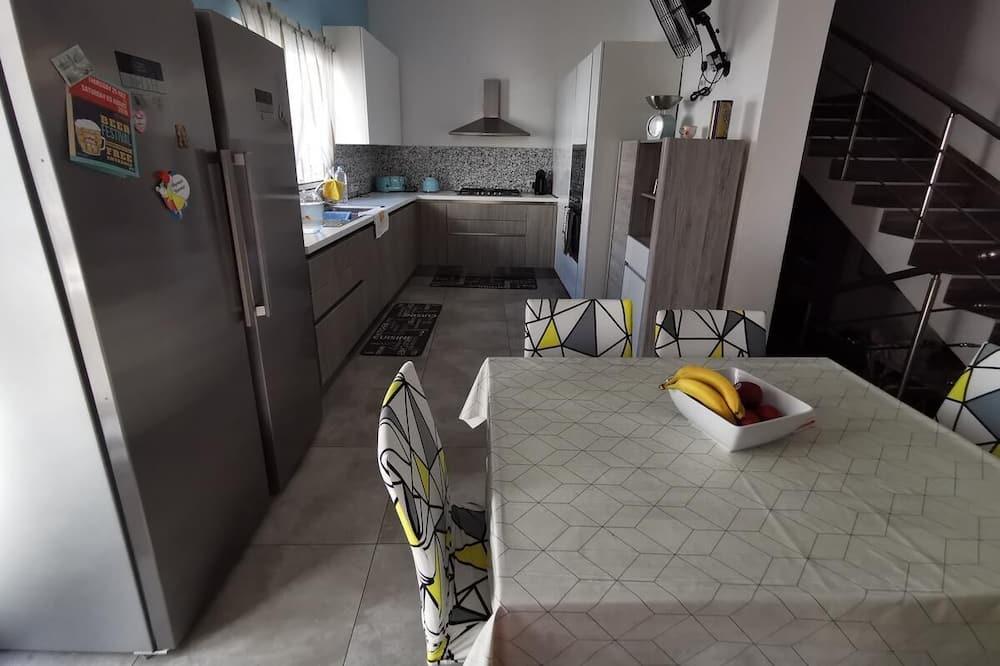 シングルルーム - 共用キッチン