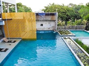 Selline näeb välja Hotel Eco Boutique Makaabá, Bacalar