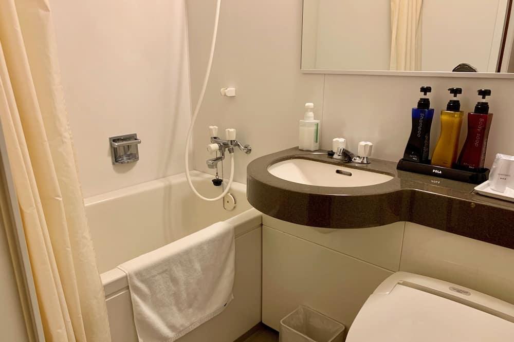 Semi Double Room, Smoking - Bathroom