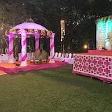 Место для свадебных торжеств
