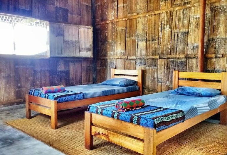 Borneo Tribal Village, Kuching, חדר בייסיק טווין, חדר אורחים
