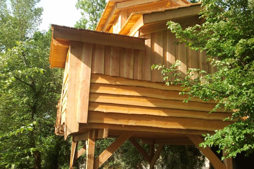 Standard Cabin, Ensuite (cabane de la source) - Exterior