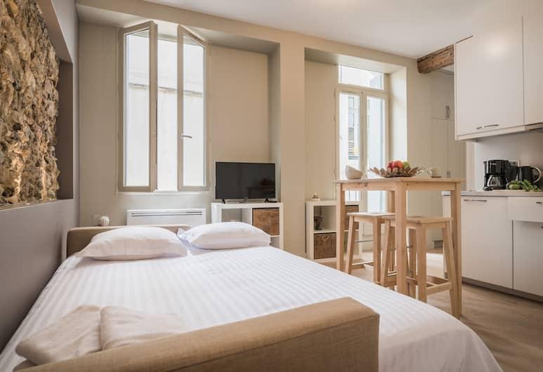 Oh la la Thomas - Première Conciergerie, Montpellier, Appartement, Chambre