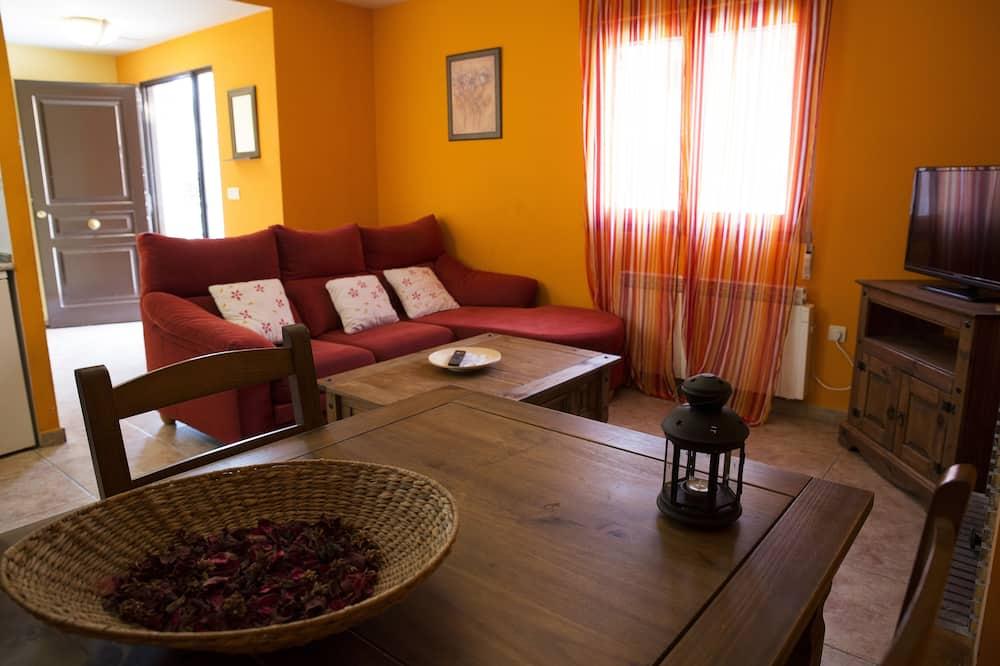 Dzīvokļnumurs, divas guļamistabas (Gemelo II) - Dzīvojamā zona